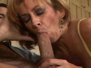 Big hard young dick fucks a hairy slut