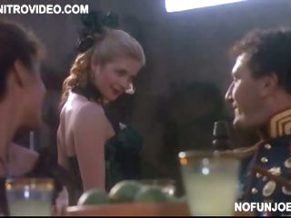 Kelly Rutherford Looking Hot With That Green Dress On