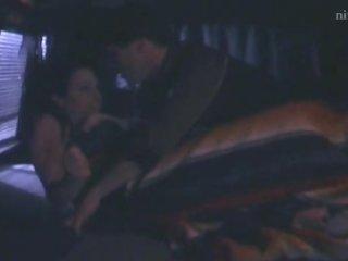 Busty Brunette Morgana Rae Gets Fucked Inside a Van - 'Drive' Scene