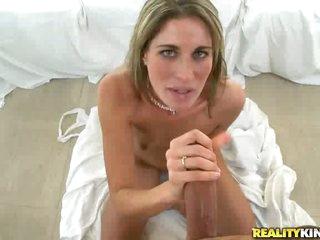 Small Tittied Blonde Kara Price Fucked By Voodoo's Big Cock