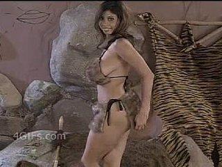Ashley Juggs Cave Woman