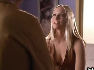 Incredibly Hot Blonde Babe Emily Procter Shows Her Juicy Natural Boobs
