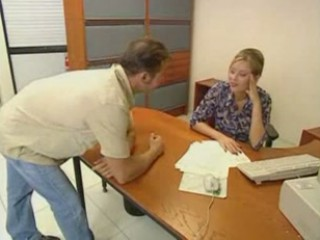 Office Lady Fucks Delivery Guy