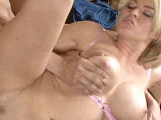 A couch Krissy Lynn and a huge cock results her pussy full of cock
