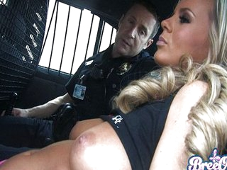 RedTube babe Bree Olson gets busted!
