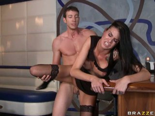 Sea J Raw loves getting pounded by hard cock