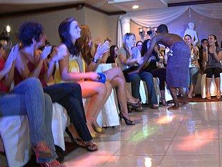 Kendra's Bachelorette party