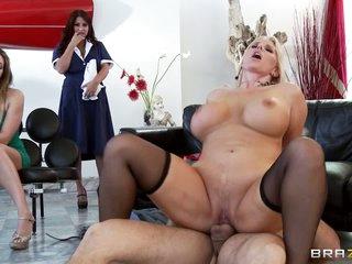 Karen Fisher has Ramon big hard