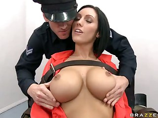 Busty Dylan Ryder Fucked On Electric Throne