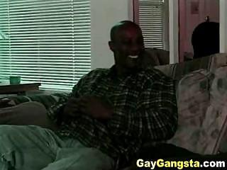 Big Black Cock Fucking Small Thug Hole