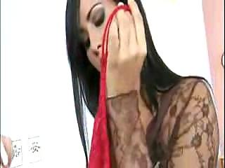 Latina Girl Sucking Big Cock