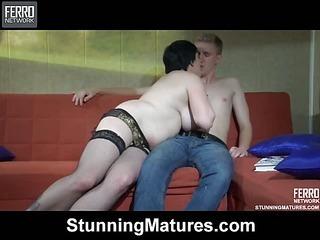Stephanie&Connor kinky mature video