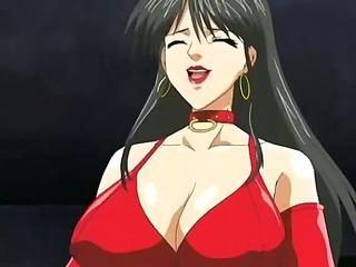 Big titted mistress fucks and sucks guy