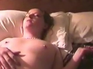 Hot video of a little pussy lick followed by a slobbering of the hard dick. Her cunt gets so wet it sparkles on camera, and the BJ is too deep for TV! Watch this couple take turns pleasuring their privates.