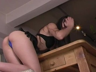 Sasha at no time shys away from her raunchy identity. This mad little dick queen heads straight into the fire and is ready to try it all in the name of cumming and cumming hard!