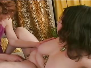 Chubby bitches Rebecca and Yara are two mature sluts that are showing us they can still have hot sex. These gilfs are on bed and with the help of some sex toys and their fingers they are pleasing those vaginas showing a lot of years of experience. What are these sluts up to next? Wanna see them in full action?