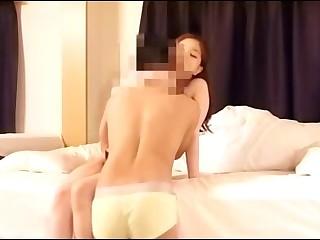 Korean Model Selling Sex Caught on Hidden Cam 32